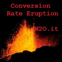 Conversion Rate Eruption