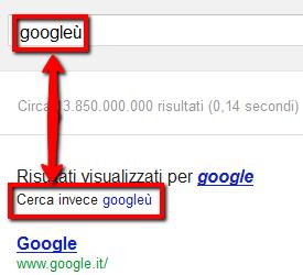googleù ricerca