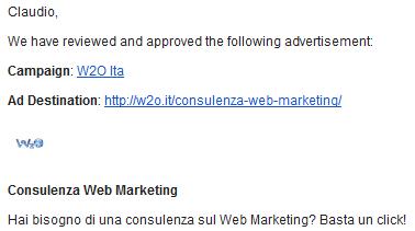email linkedin ads