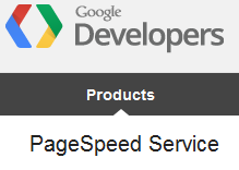 google pagespeed service