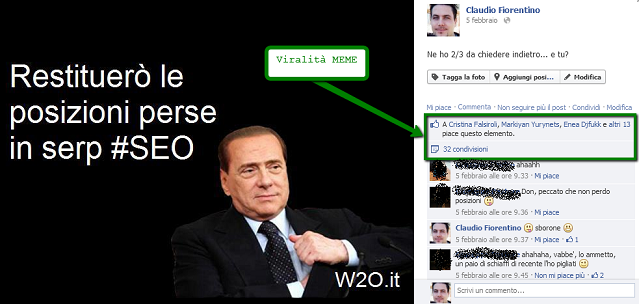 meme berlusconi facebook
