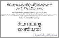 Il Generatore di Stronzate per la Web Economy