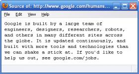 humanstxt