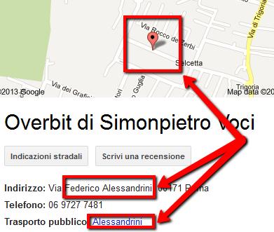 errore maps 2